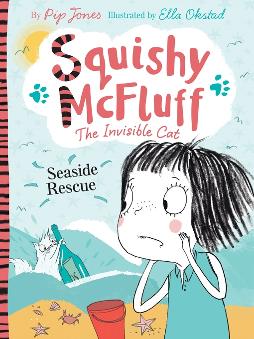 Squishy McFluff, Seaside Rescue! Squishy McFluff the Invisible Cat Series, Book 5