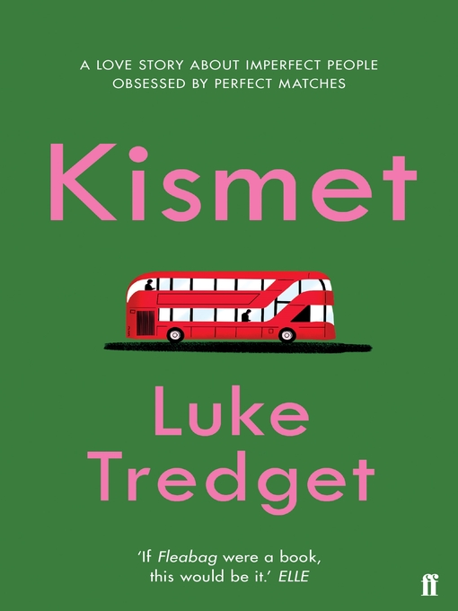 Title details for Kismet by Luke Tredget - Wait list