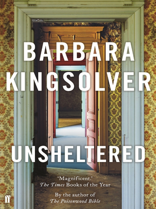 Title details for Unsheltered by Barbara Kingsolver - Available