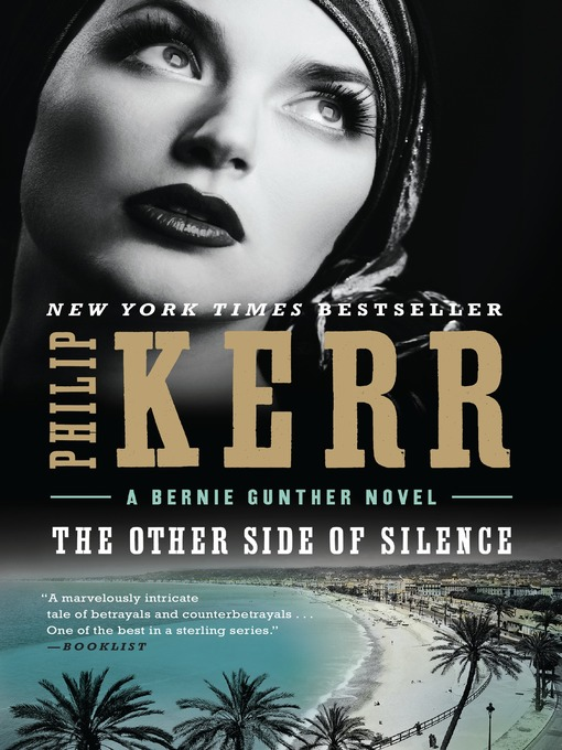 Title details for The Other Side of Silence by Philip Kerr - Available