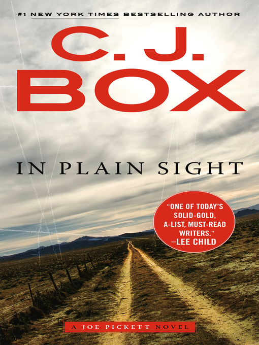 Title details for In Plain Sight by C. J. Box - Available