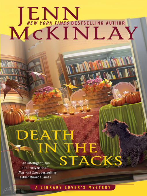 Title details for Death in the Stacks by Jenn McKinlay - Wait list