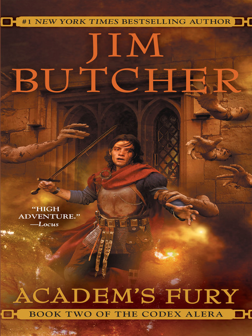 Title details for Academ's Fury by Jim Butcher - Wait list
