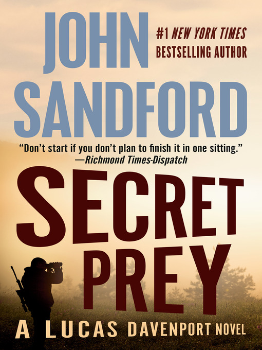 Title details for Secret Prey by John Sandford - Wait list