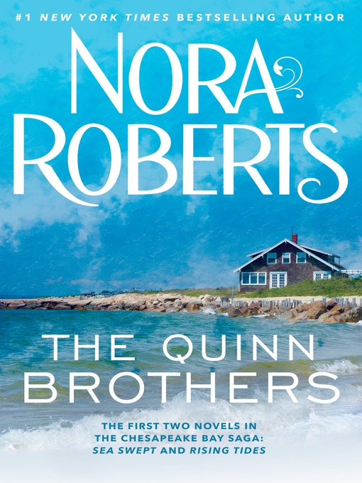 Title details for The Quinn Brothers by Nora Roberts - Available