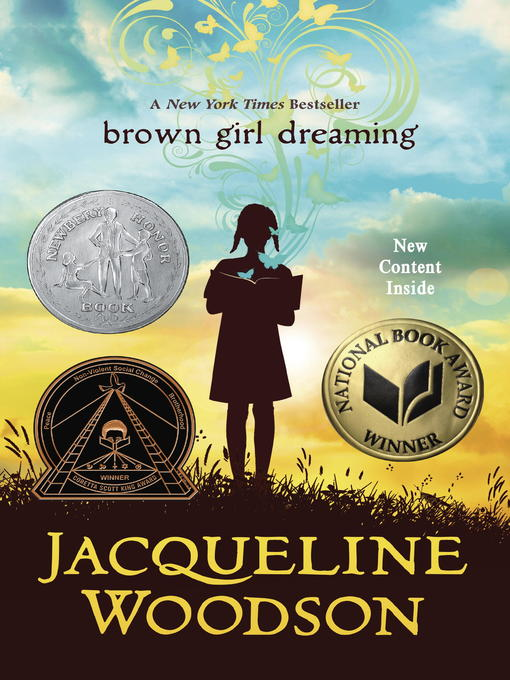 Cover image for book: Brown Girl Dreaming