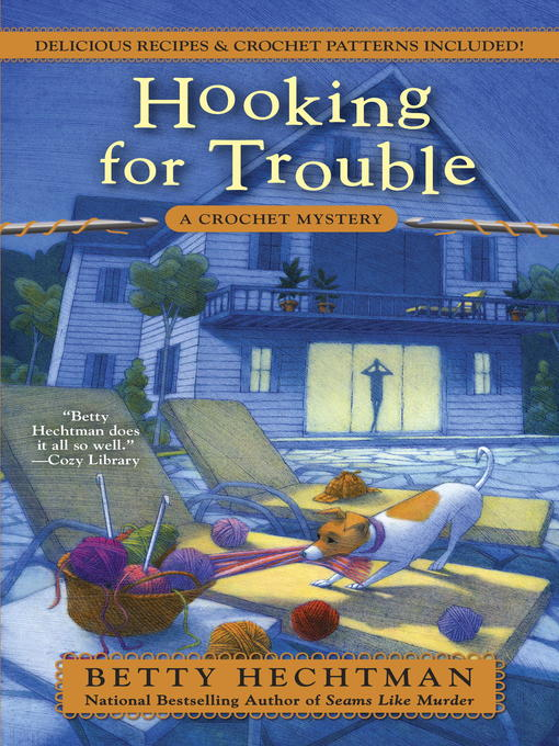 Title details for Hooking for Trouble by Betty Hechtman - Wait list