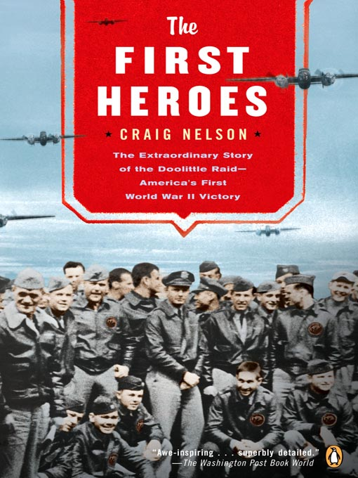 Title details for The First Heroes by Craig Nelson - Available
