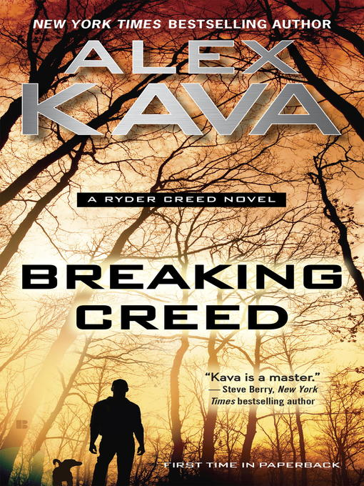Title details for Breaking Creed by Alex Kava - Available