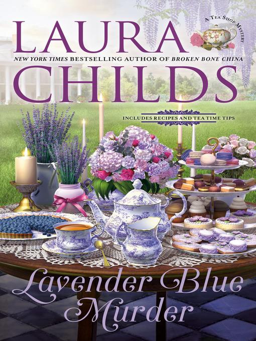 Title details for Lavender Blue Murder by Laura Childs - Wait list