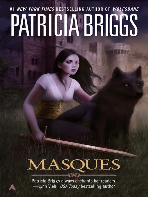 Title details for Masques by Patricia Briggs - Available