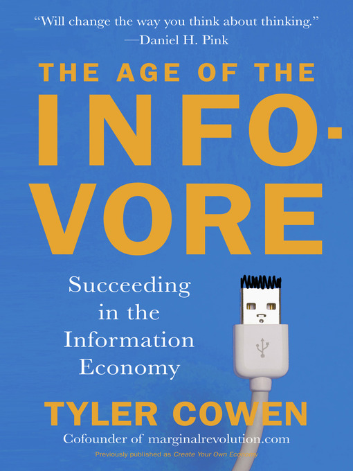 Cover of The Age of the Infovore