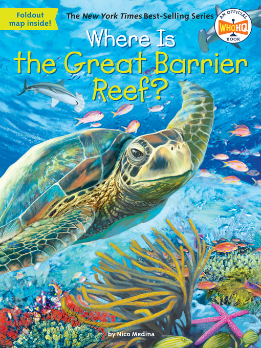 Title details for Where Is the Great Barrier Reef by Nico Medina - Wait list