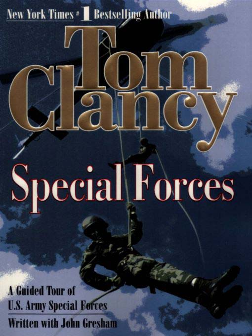 Title details for Special Forces by Tom Clancy - Available