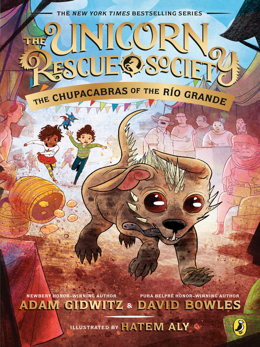 Title details for The Chupacabras of the Río Grande by Adam Gidwitz - Wait list