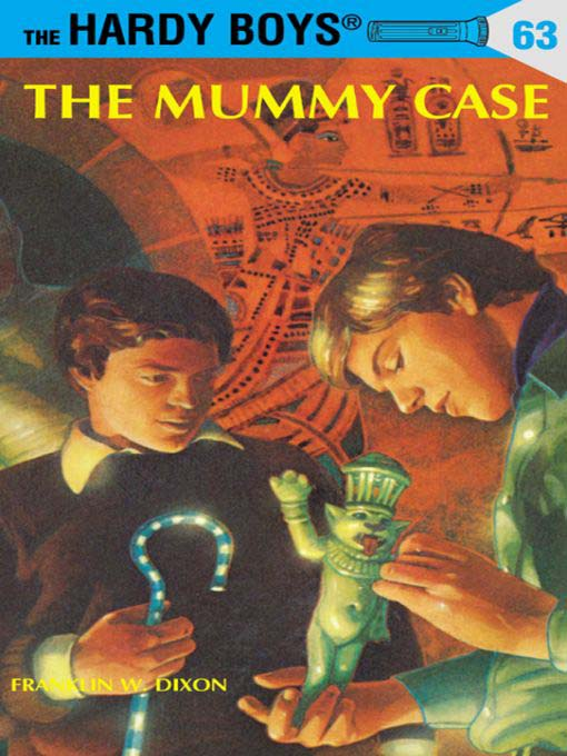 Title details for The Mummy Case by Franklin W. Dixon - Available