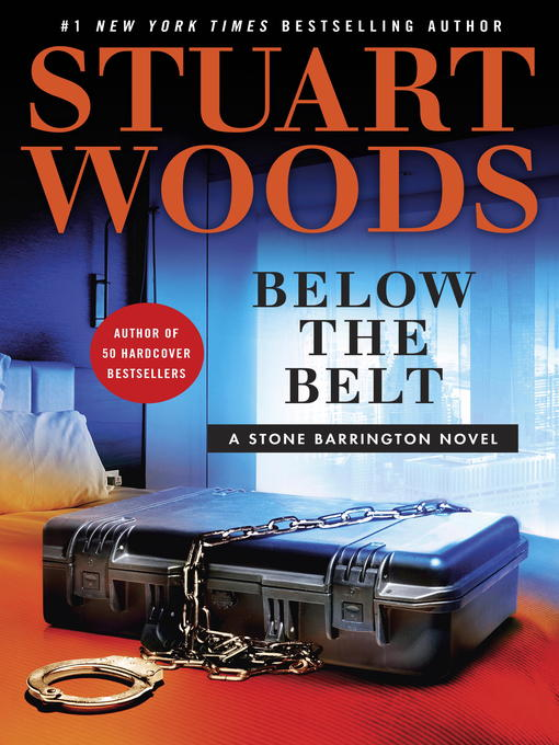 Cover of Below the Belt
