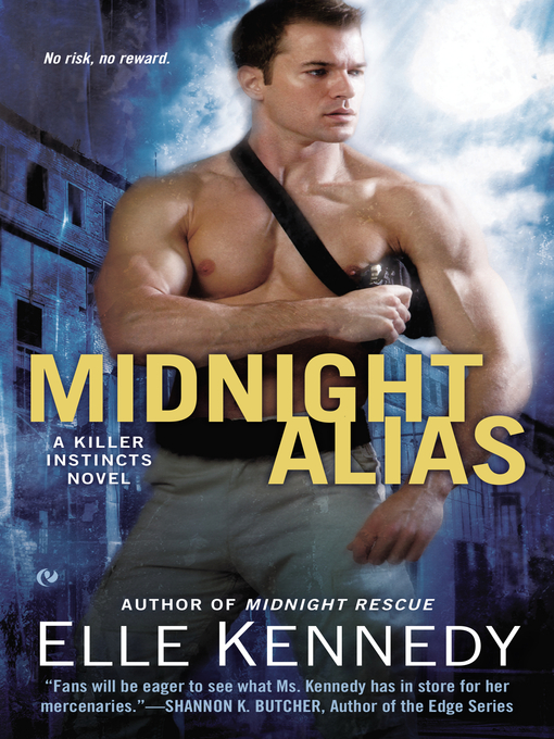 Title details for Midnight Alias by Elle Kennedy - Wait list
