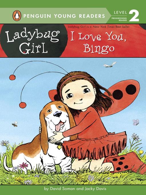Cover image for I Love You, Bingo