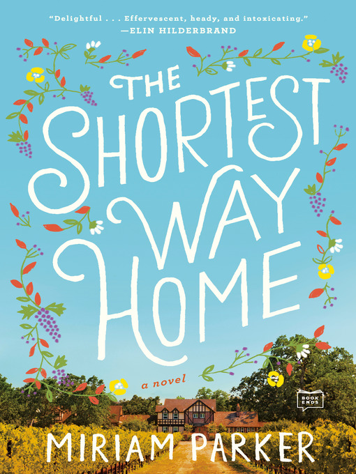 Title details for The Shortest Way Home by Miriam Parker - Wait list
