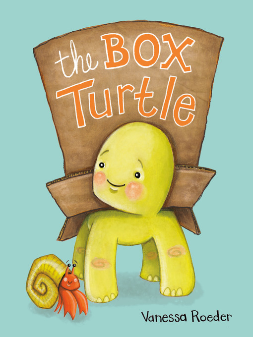 Title details for The Box Turtle by Vanessa Roeder - Available