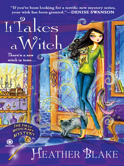 Title details for It Takes a Witch by Heather Blake - Wait list