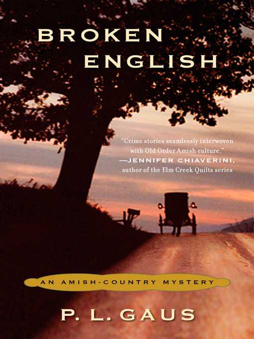 Title details for Broken English by P. L. Gaus - Wait list