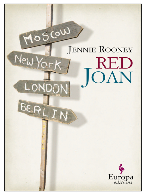 Title details for Red Joan by Jennie Rooney - Available