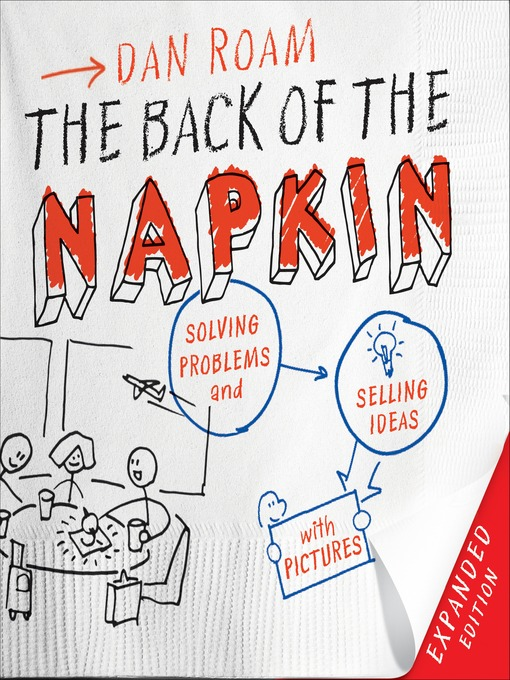 Title details for The Back of the Napkin by Dan Roam - Wait list