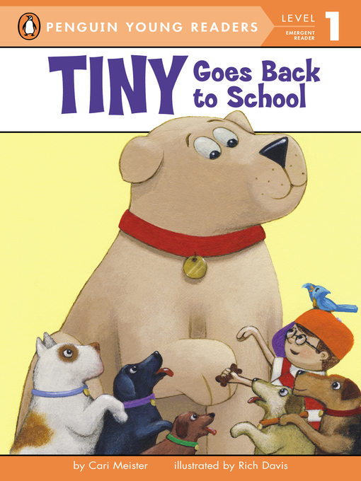 Title details for Tiny Goes Back to School by Cari Meister - Available