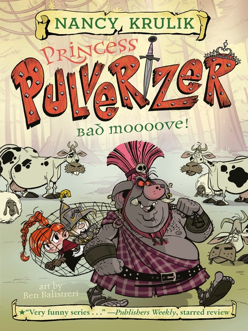 Title details for Bad Moooove! by Nancy Krulik - Available