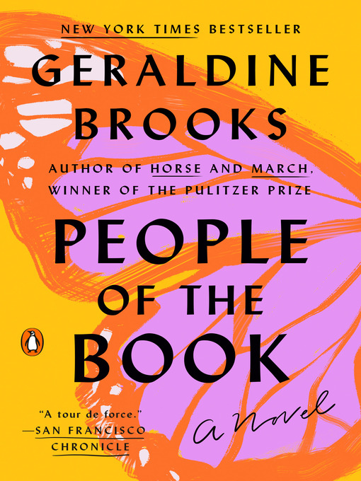 Title details for People of the Book by Geraldine Brooks - Wait list