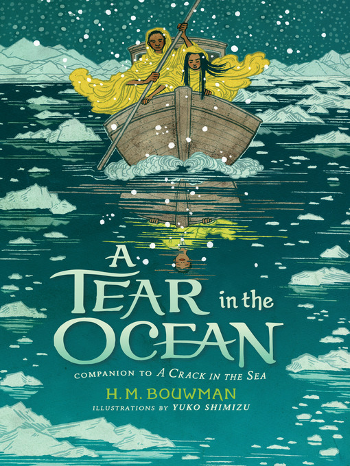 Title details for A Tear in the Ocean by H. M. Bouwman - Available