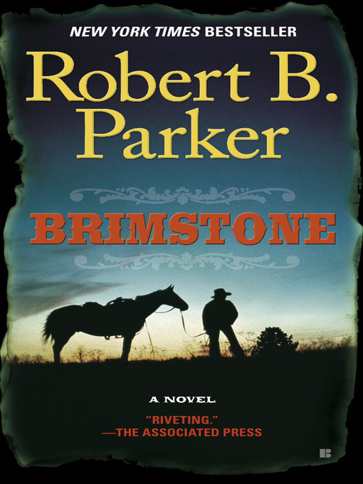 Title details for Brimstone by Robert B. Parker - Wait list