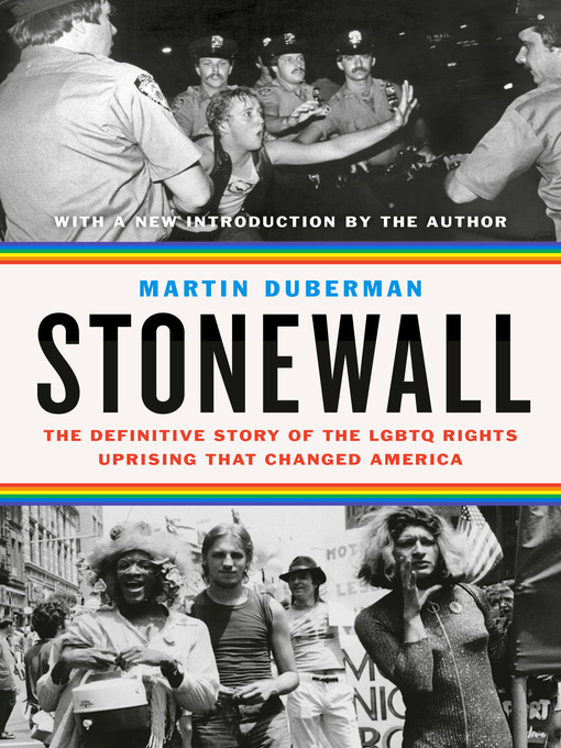 Title details for Stonewall by Martin Duberman - Available