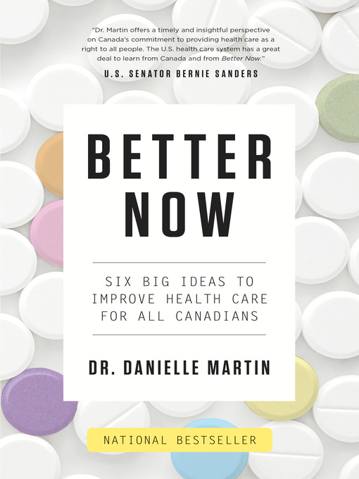 Title details for Better Now by Danielle Martin - Available