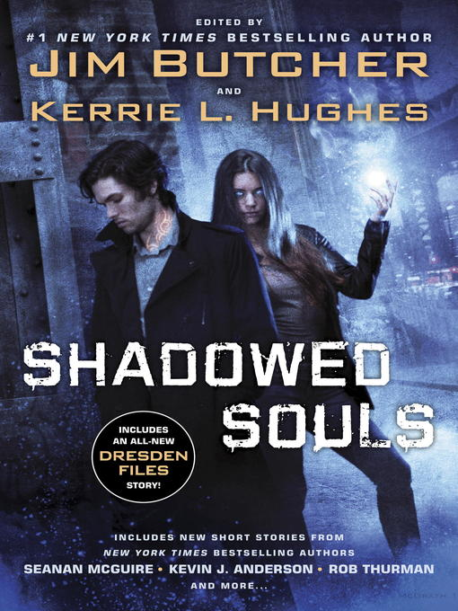 Title details for Shadowed Souls by Jim Butcher - Wait list