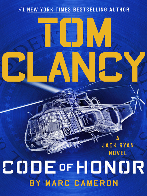 Title details for Code of Honor by Marc Cameron - Wait list