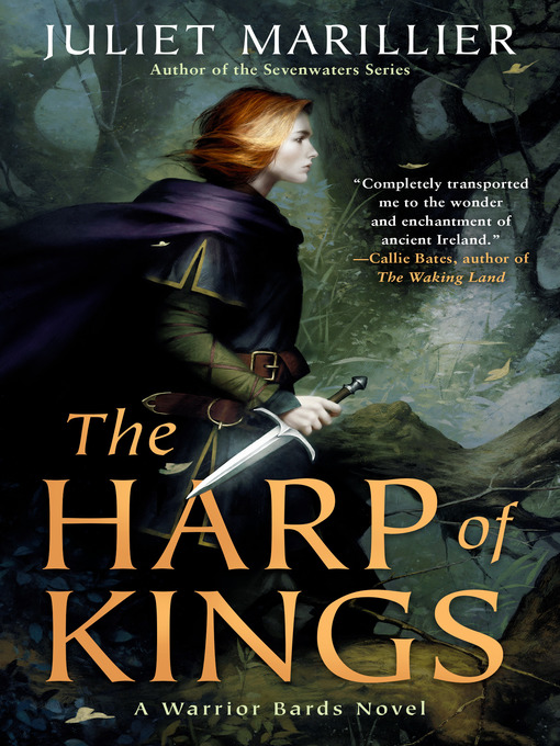 Title details for The Harp of Kings by Juliet Marillier - Wait list