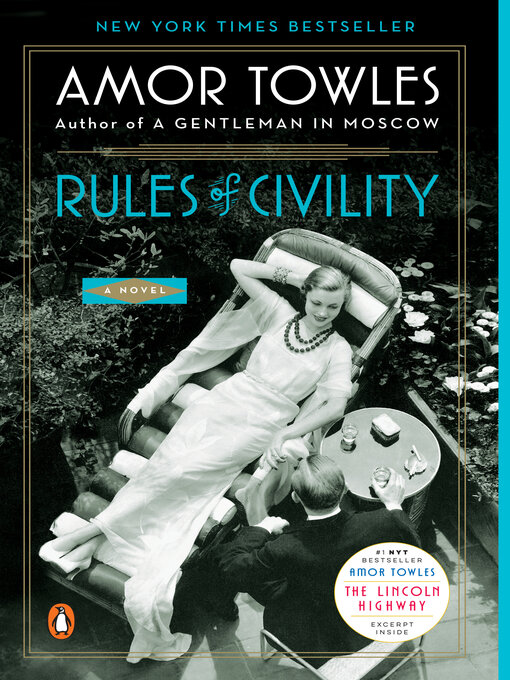 Cover of Rules of Civility