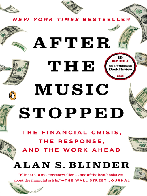 Title details for After the Music Stopped by Alan S. Blinder - Available