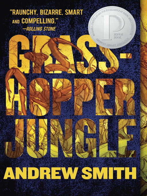 Title details for Grasshopper Jungle by Andrew Smith - Wait list