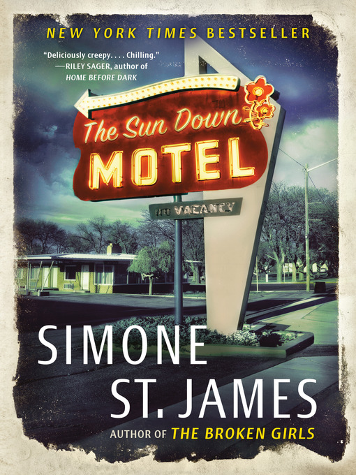 Title details for The Sun Down Motel by Simone St. James - Wait list