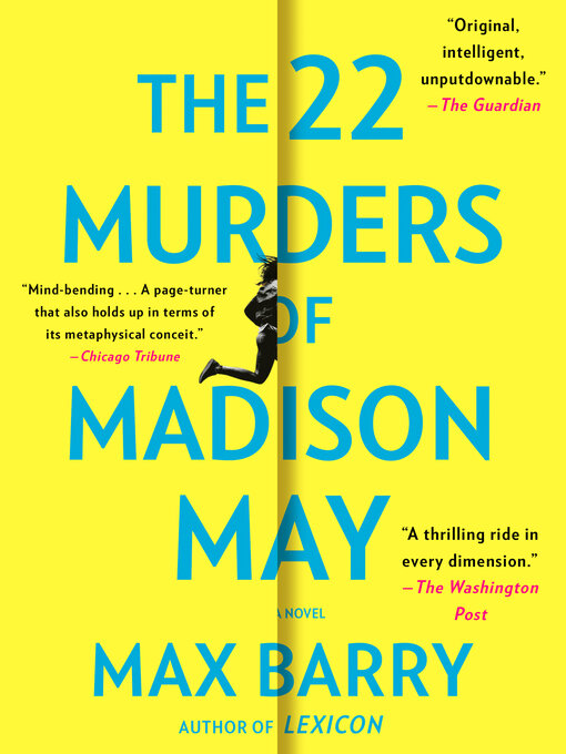 Title details for The 22 Murders of Madison May by Max Barry - Wait list