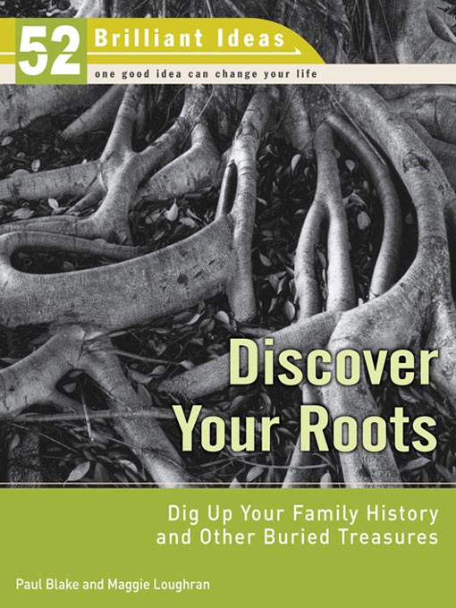 Title details for Discover Your Roots by Paul Blake - Available