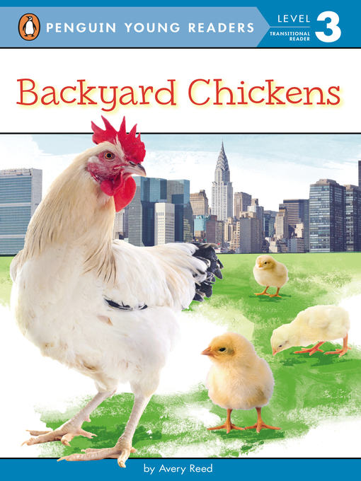 Title details for Backyard Chickens by Avery Reed - Wait list