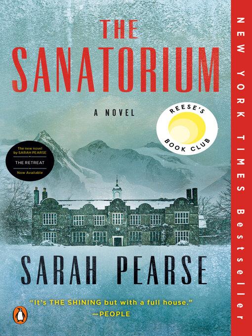 Title details for The Sanatorium by Sarah Pearse - Wait list