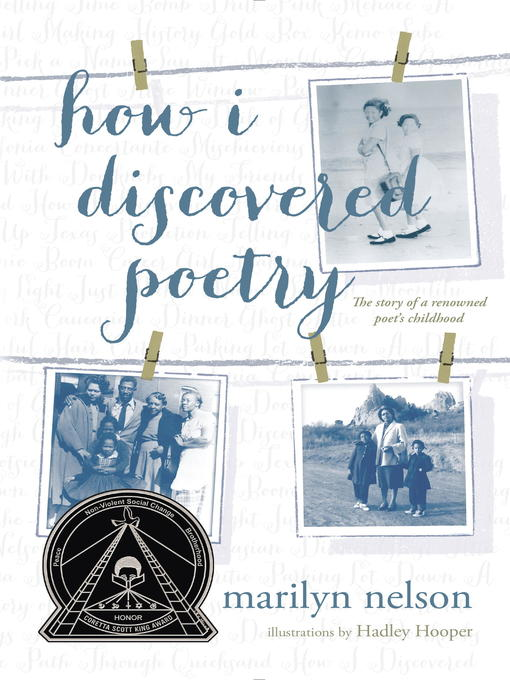 Title details for How I Discovered Poetry by Marilyn Nelson - Wait list