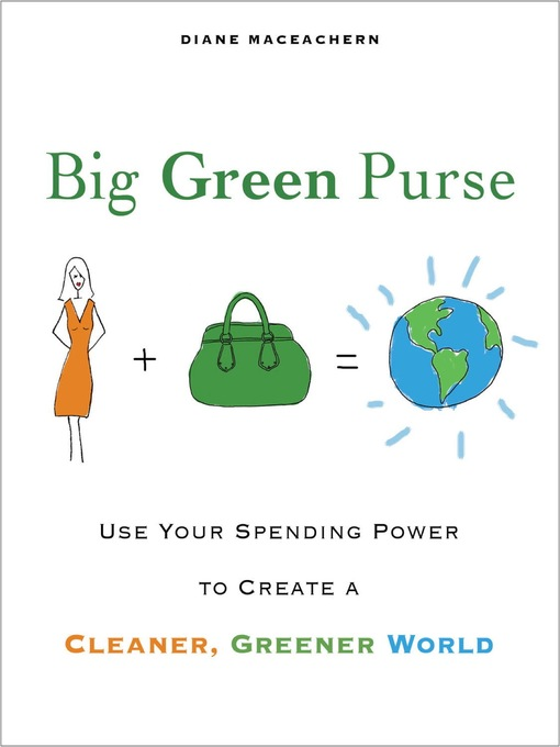 Title details for Big Green Purse by Diane McEachern - Available