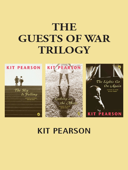 Cover of The Guests of War Trilogy